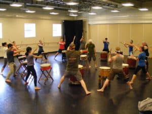 January Introductory Taiko Workshop @ Dance Exchange  | Takoma Park | Maryland | United States