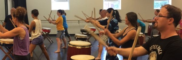 Adult Recreational Taiko Class: Takoma Park