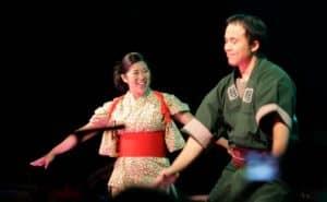 Michelle Fujii Workshop @ Dance Exchange   Takoma Park   Maryland   United States
