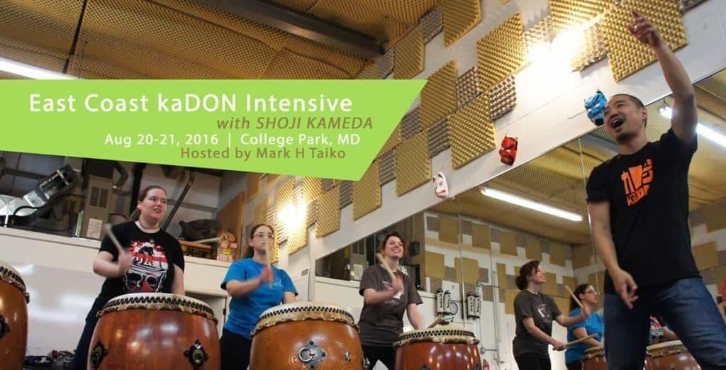 KaDON Intensive with Shoji Kameda