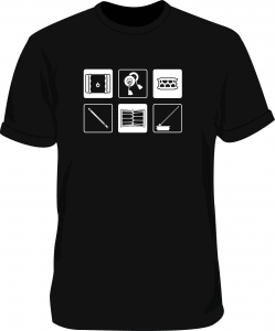 CONNECT 2018 t-shirt front
