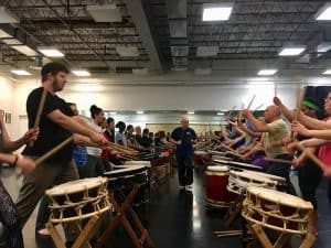 Adult Recreational Taiko Class