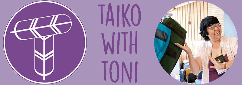 Taiko with Toni