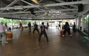 Glen Echo Park intro workshop